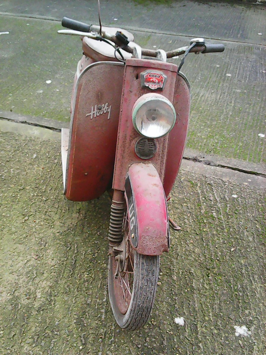 1960 Scooter SOLD (picture 2 of 6)
