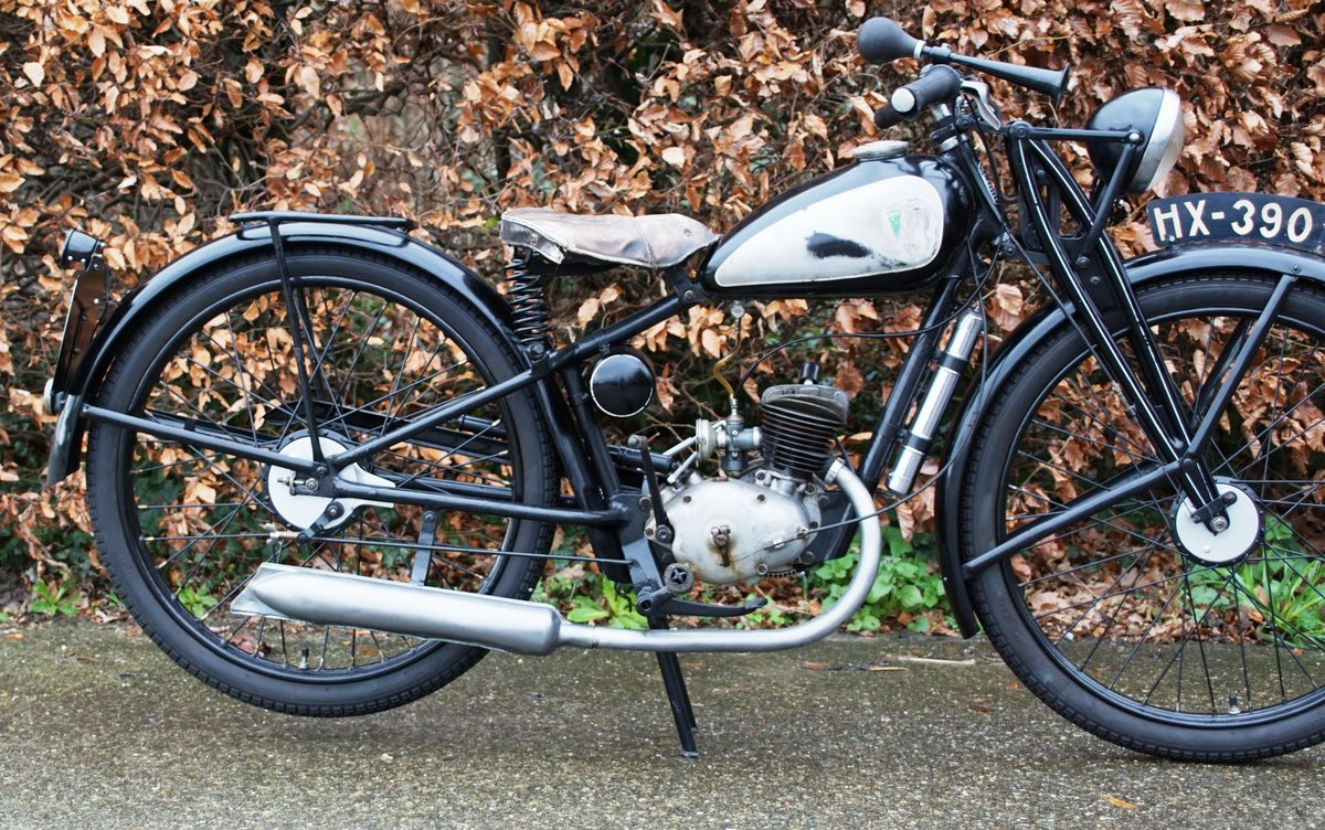 1937 DKW RT98 fully documented bike  For Sale (picture 1 of 6)