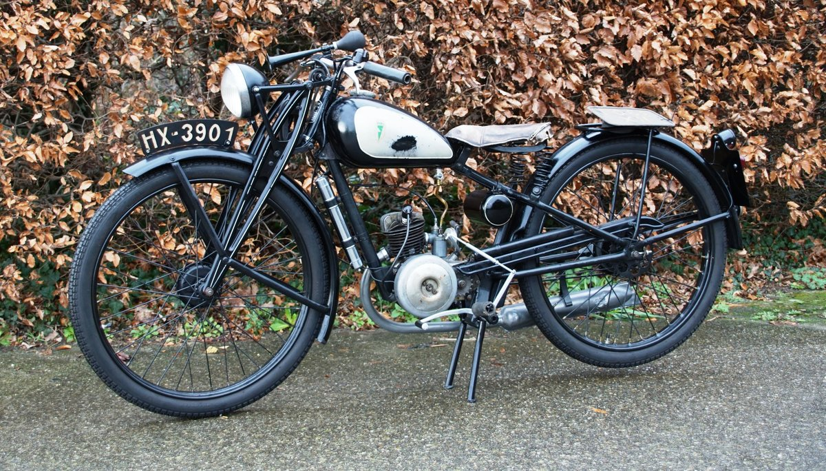 1937 DKW RT98 fully documented bike  For Sale (picture 5 of 6)