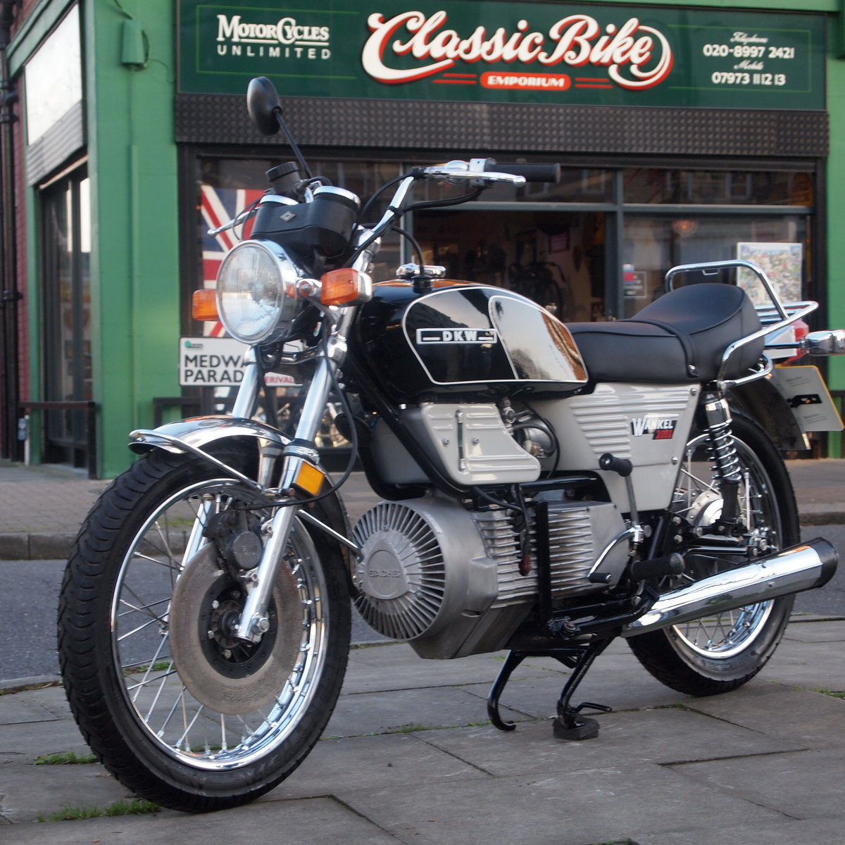 1980 DKW Wankel Rotary Rare 294cc RESERVED FOR CHRIS. SOLD (picture 2 of 6)