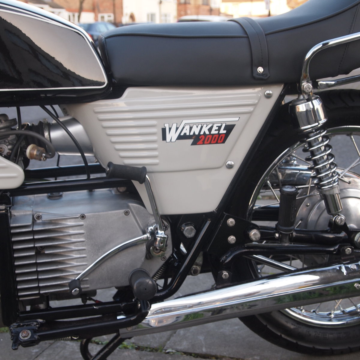1980 DKW Wankel Rotary Rare 294cc RESERVED FOR CHRIS. SOLD (picture 6 of 6)