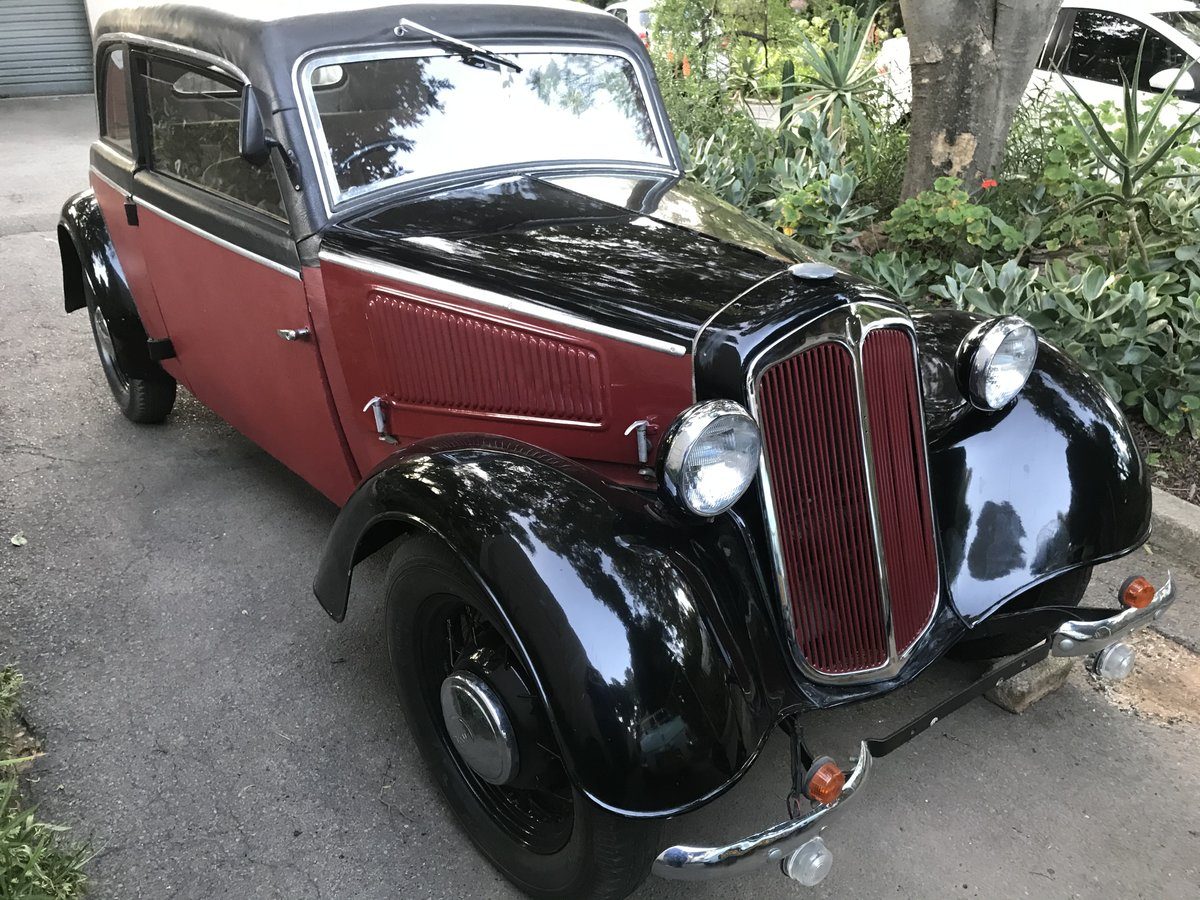 1938 Dkw f8 SOLD (picture 1 of 6)