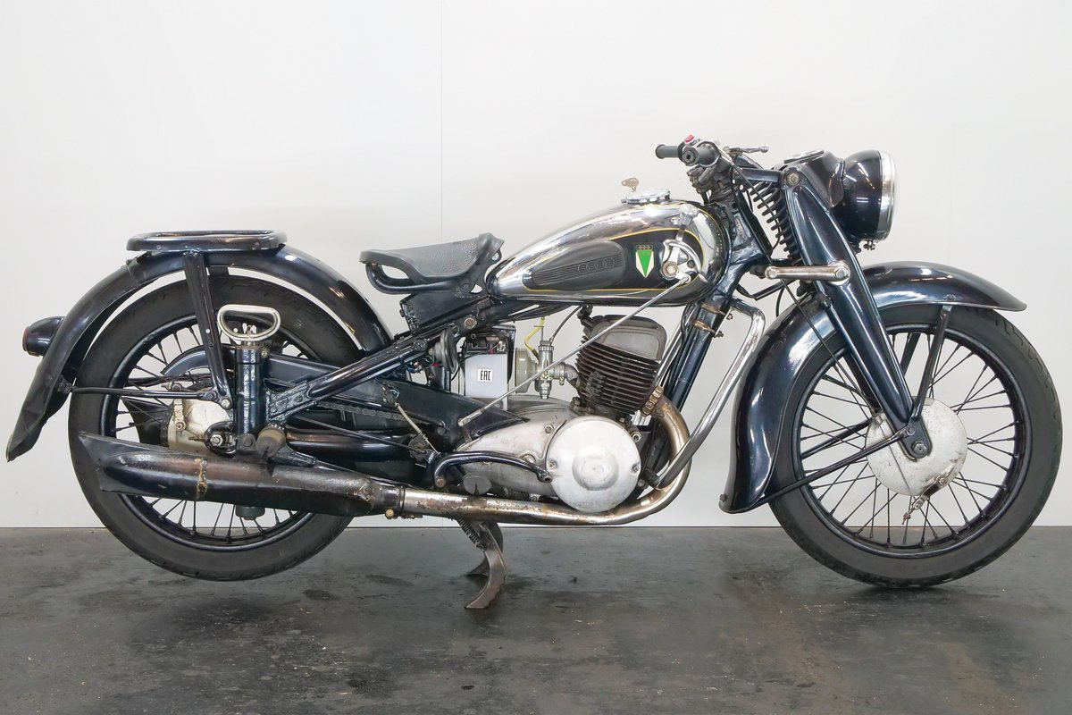 DKW NZ500 1941 500cc 2 cyl ts For Sale (picture 1 of 6)