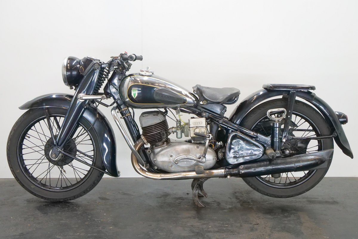 DKW NZ500 1941 500cc 2 cyl ts For Sale (picture 2 of 6)