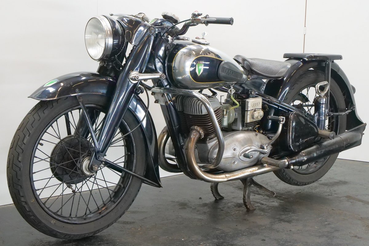 DKW NZ500 1941 500cc 2 cyl ts For Sale (picture 3 of 6)