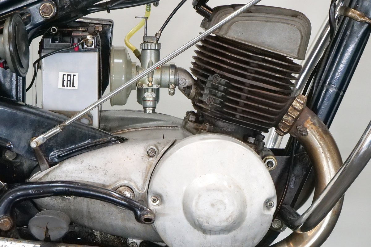 DKW NZ500 1941 500cc 2 cyl ts For Sale (picture 5 of 6)