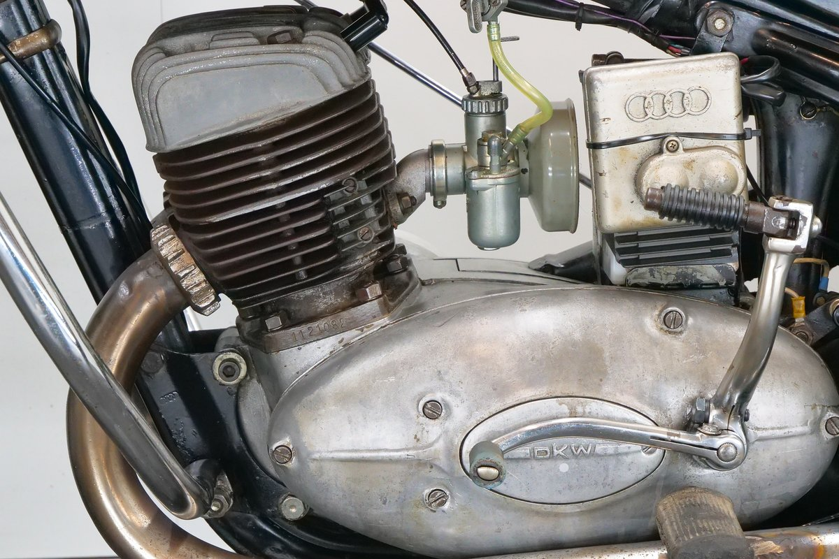 DKW NZ500 1941 500cc 2 cyl ts For Sale (picture 6 of 6)