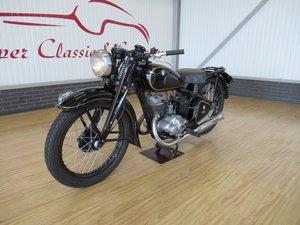 1936 DKW Sport 250 Motorcycle
