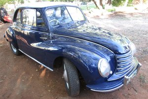 DKW F91 3=6 Auto Union Coupe (South Africa)