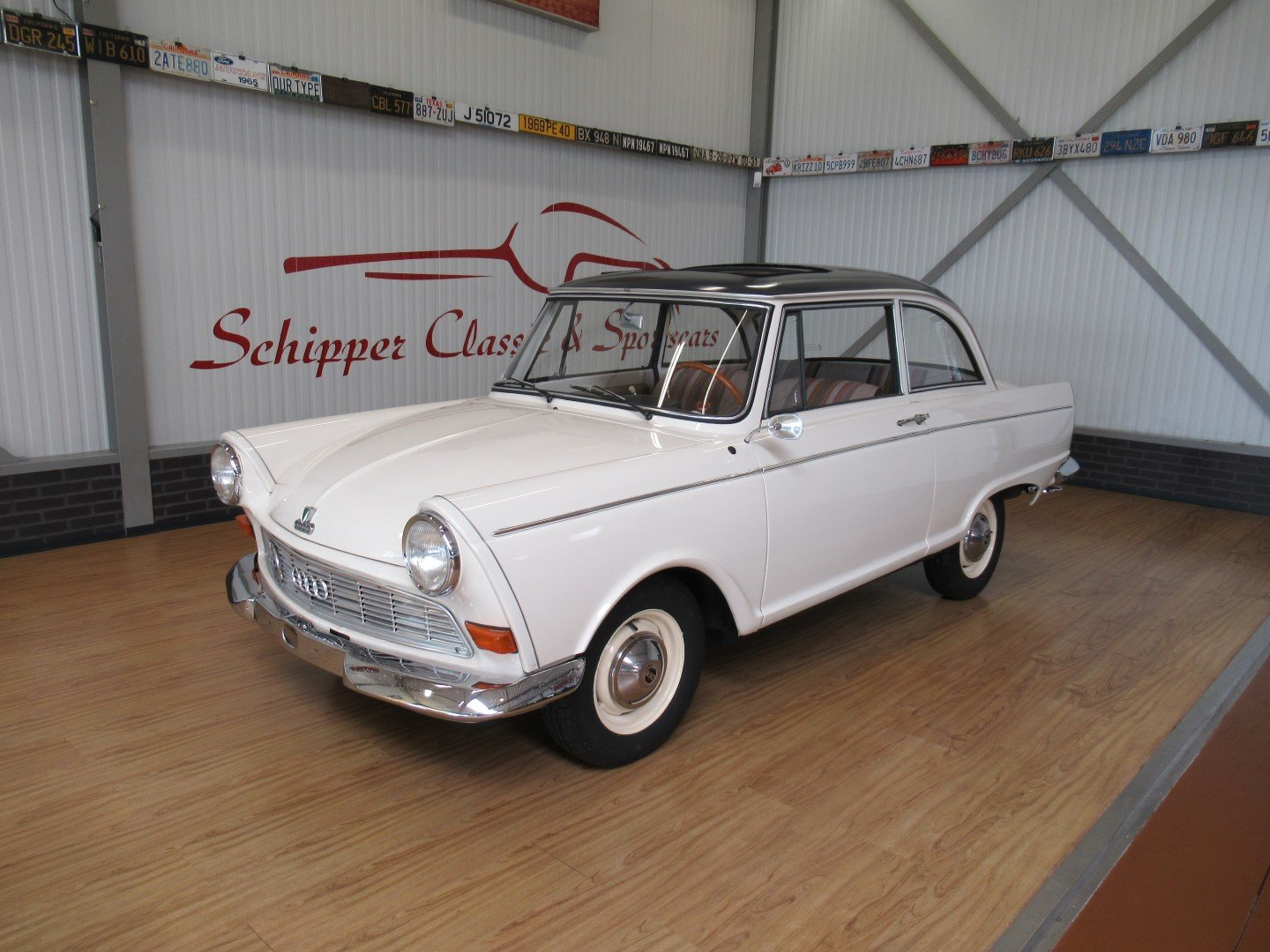 1962 DKW / Auto Union F11 Junior De Luxe For Sale (picture 1 of 6)