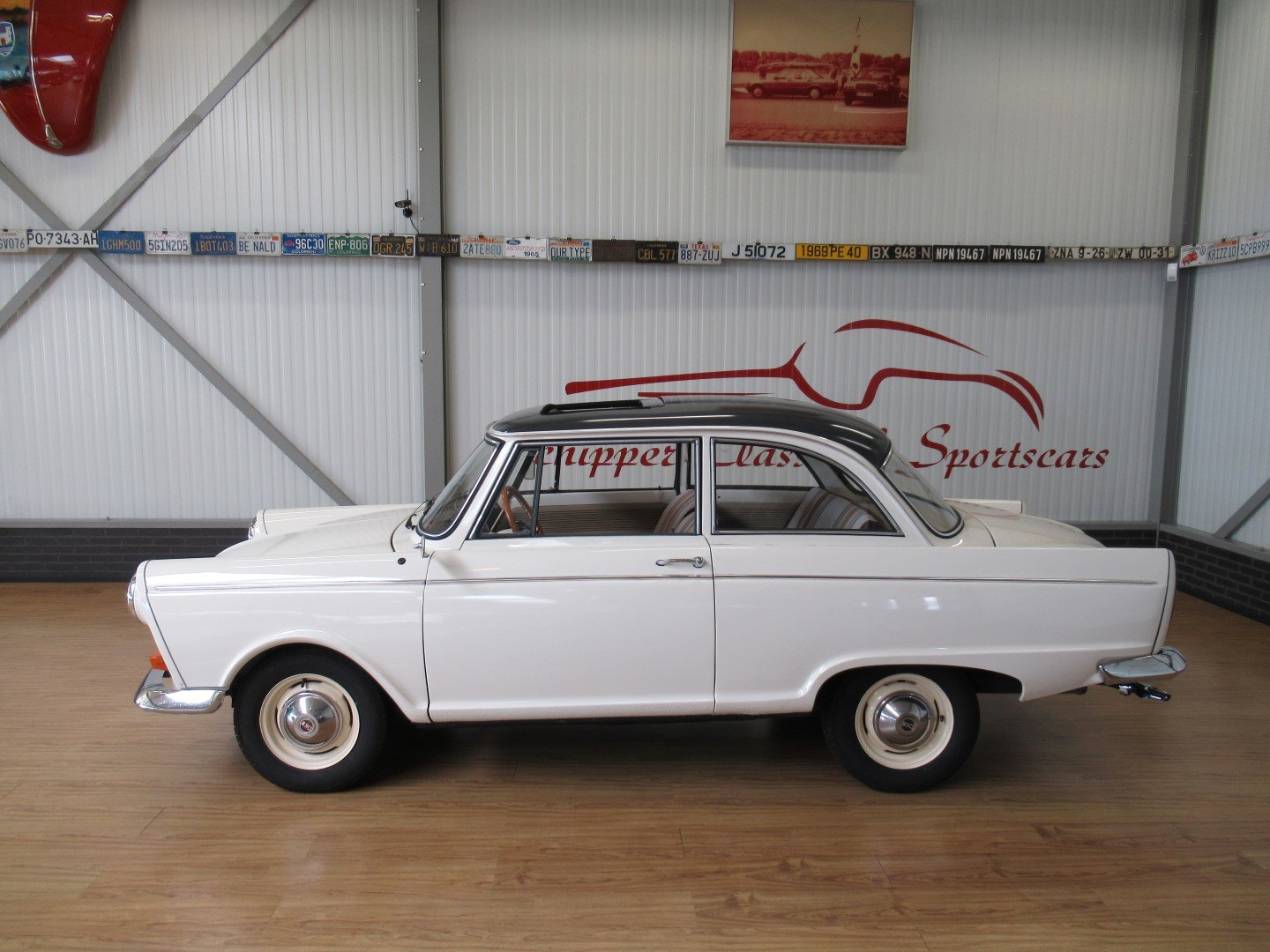 1962 DKW / Auto Union F11 Junior De Luxe For Sale (picture 2 of 6)