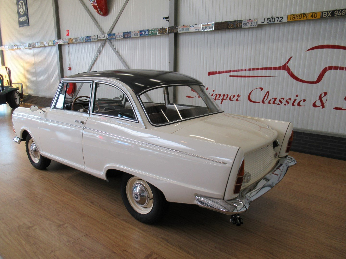 1962 DKW / Auto Union F11 Junior De Luxe For Sale (picture 3 of 6)