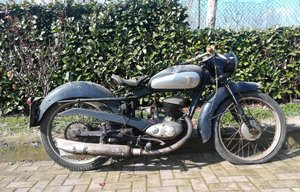 Picture of 1958 DKW RT 200cc Project SOLD