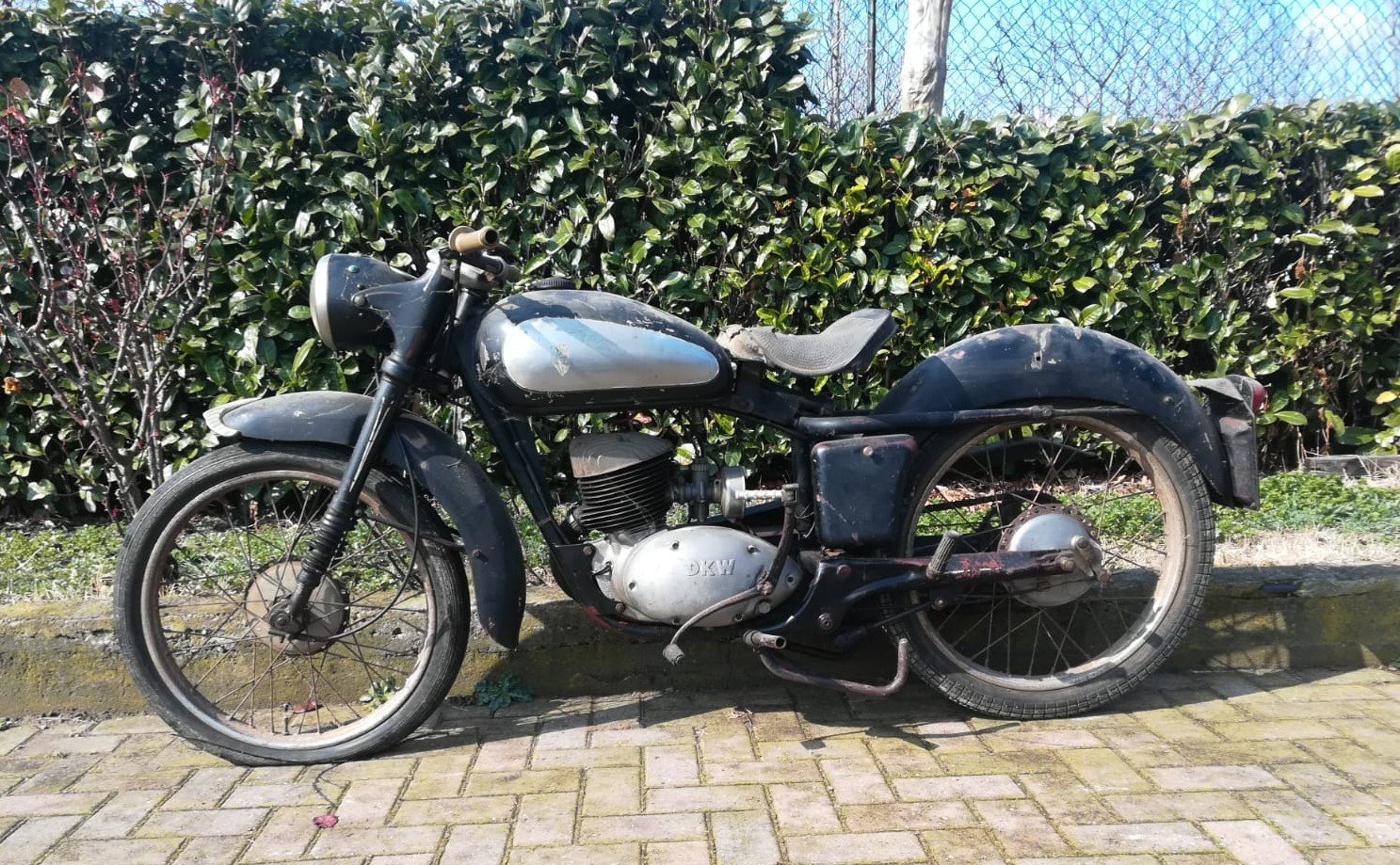 1958 DKW RT 200cc Project SOLD (picture 2 of 6)