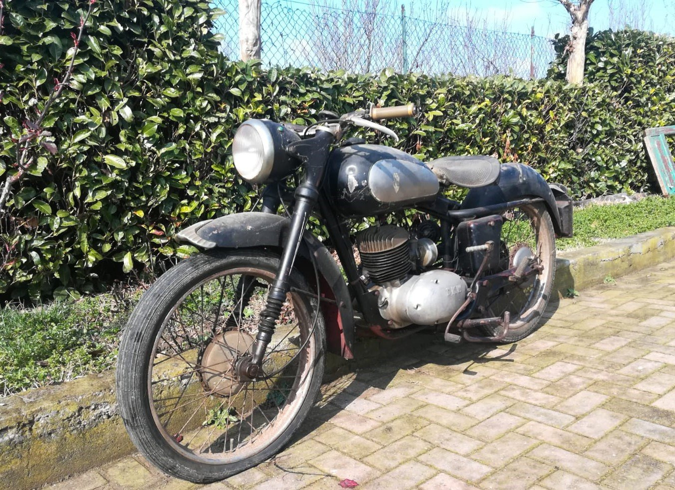 1958 DKW RT 200cc Project SOLD (picture 3 of 6)