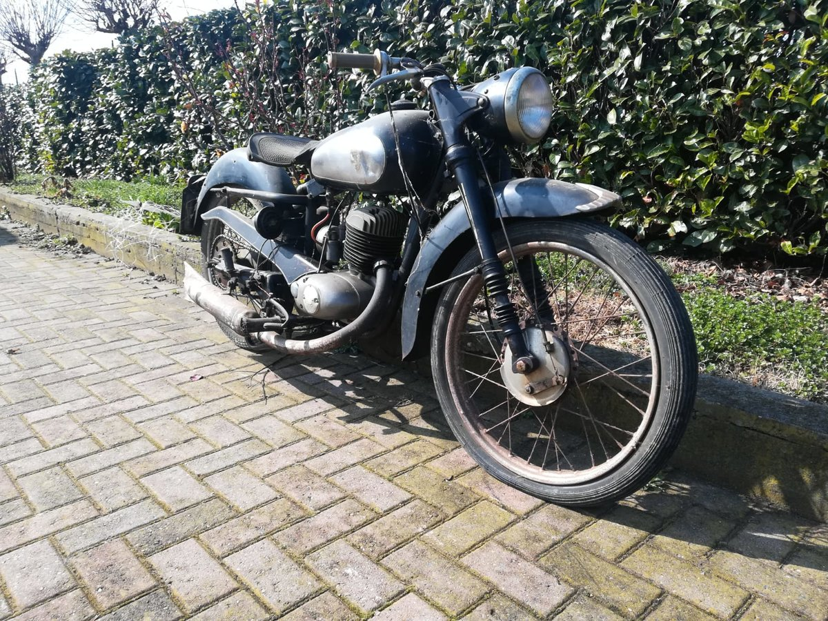 1958 DKW RT 200cc Project SOLD (picture 4 of 6)