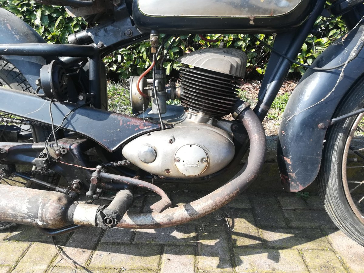 1958 DKW RT 200cc Project SOLD (picture 5 of 6)