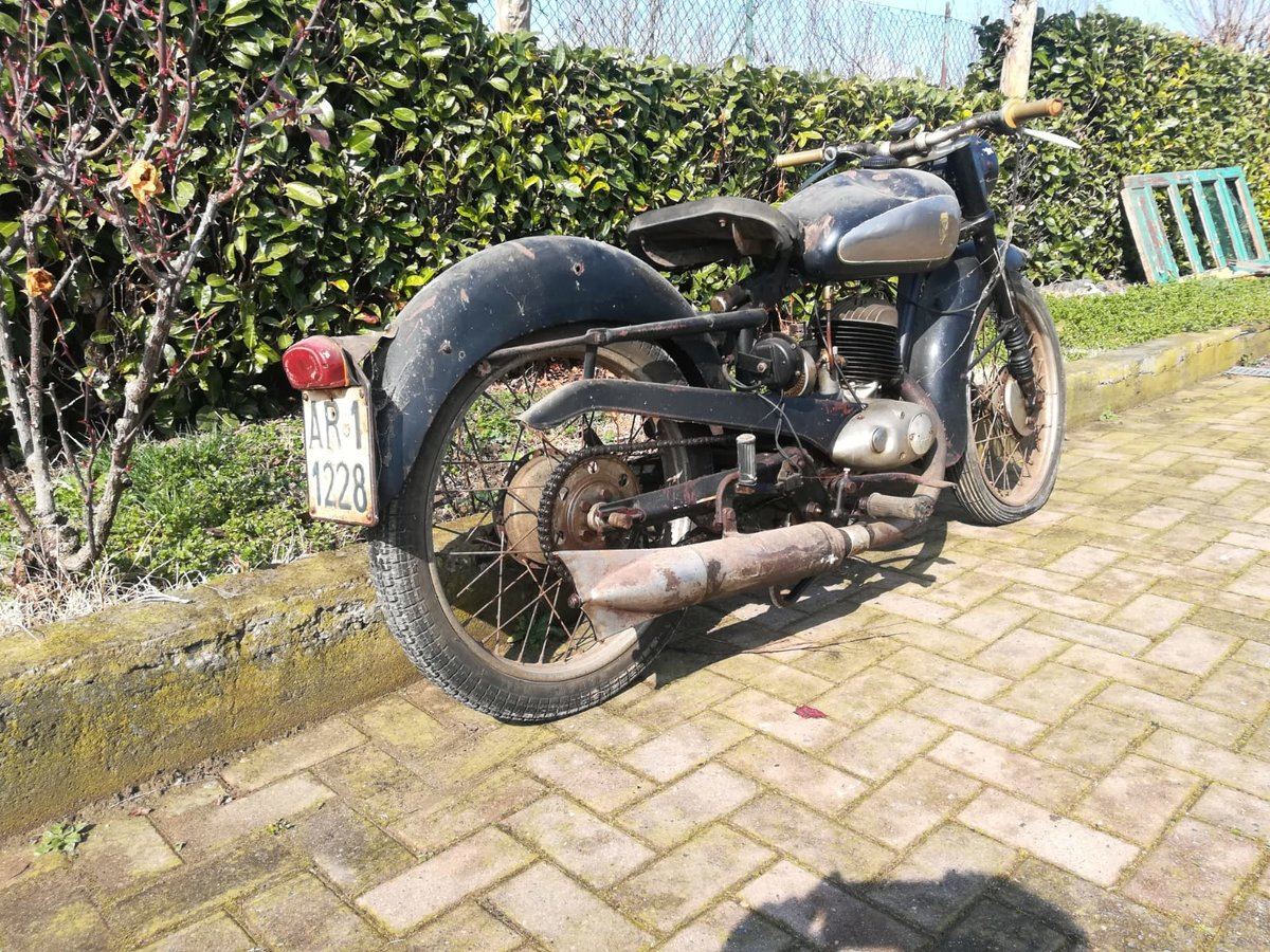 1958 DKW RT 200cc Project SOLD (picture 6 of 6)