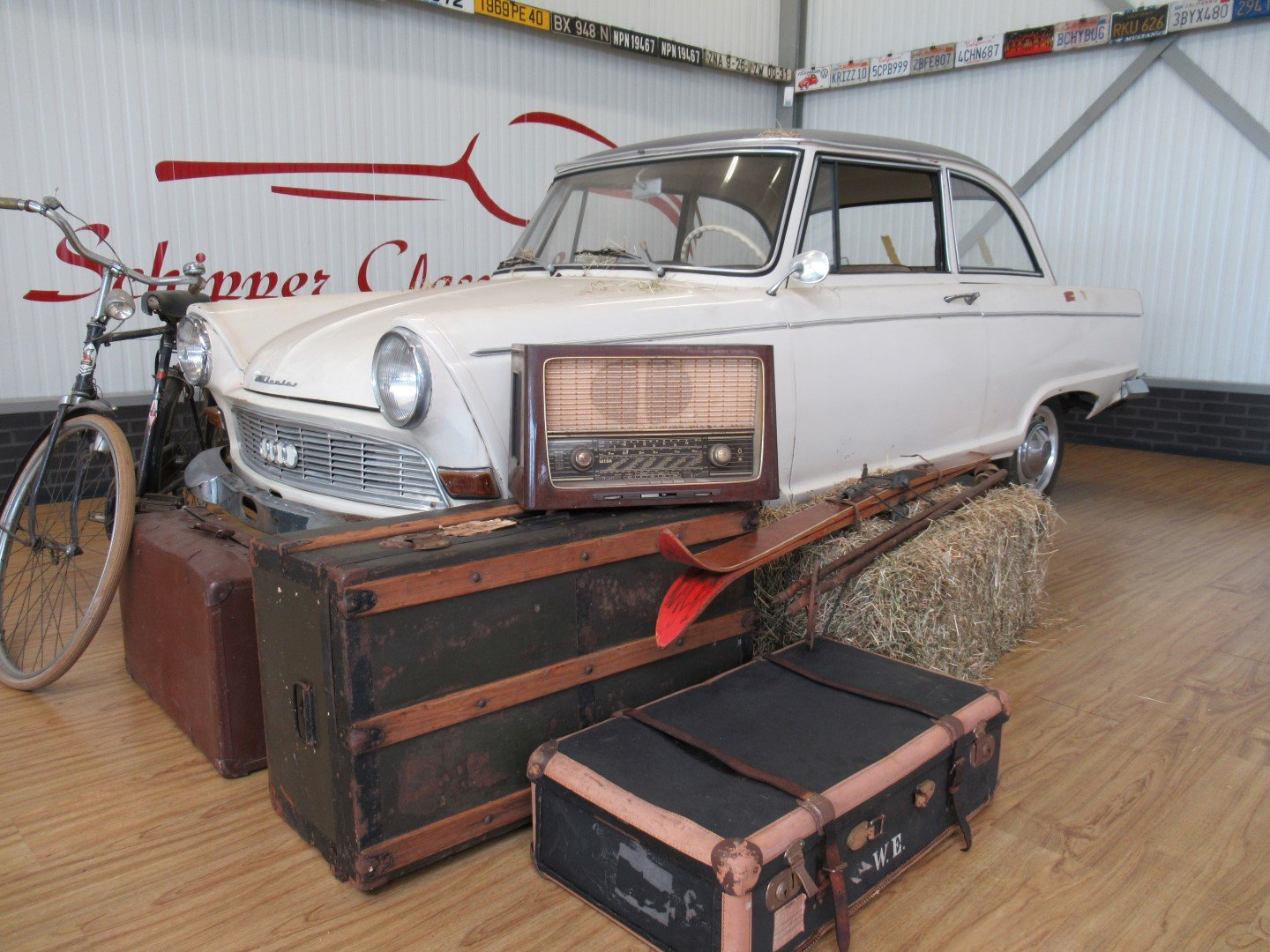 1962 DKW / Auto Union F11 Junior De Luxe First Owner '' Barnfind  For Sale (picture 1 of 6)