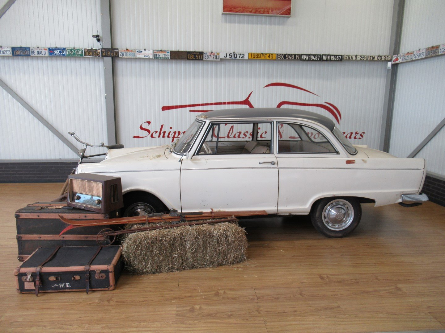 1962 DKW / Auto Union F11 Junior De Luxe First Owner '' Barnfind  For Sale (picture 2 of 6)