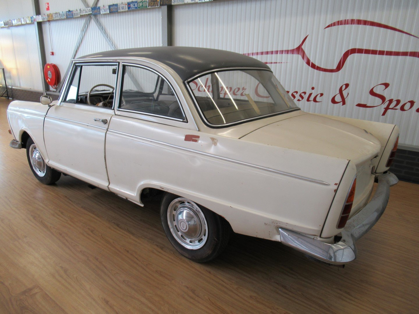 1962 DKW / Auto Union F11 Junior De Luxe First Owner '' Barnfind  For Sale (picture 3 of 6)