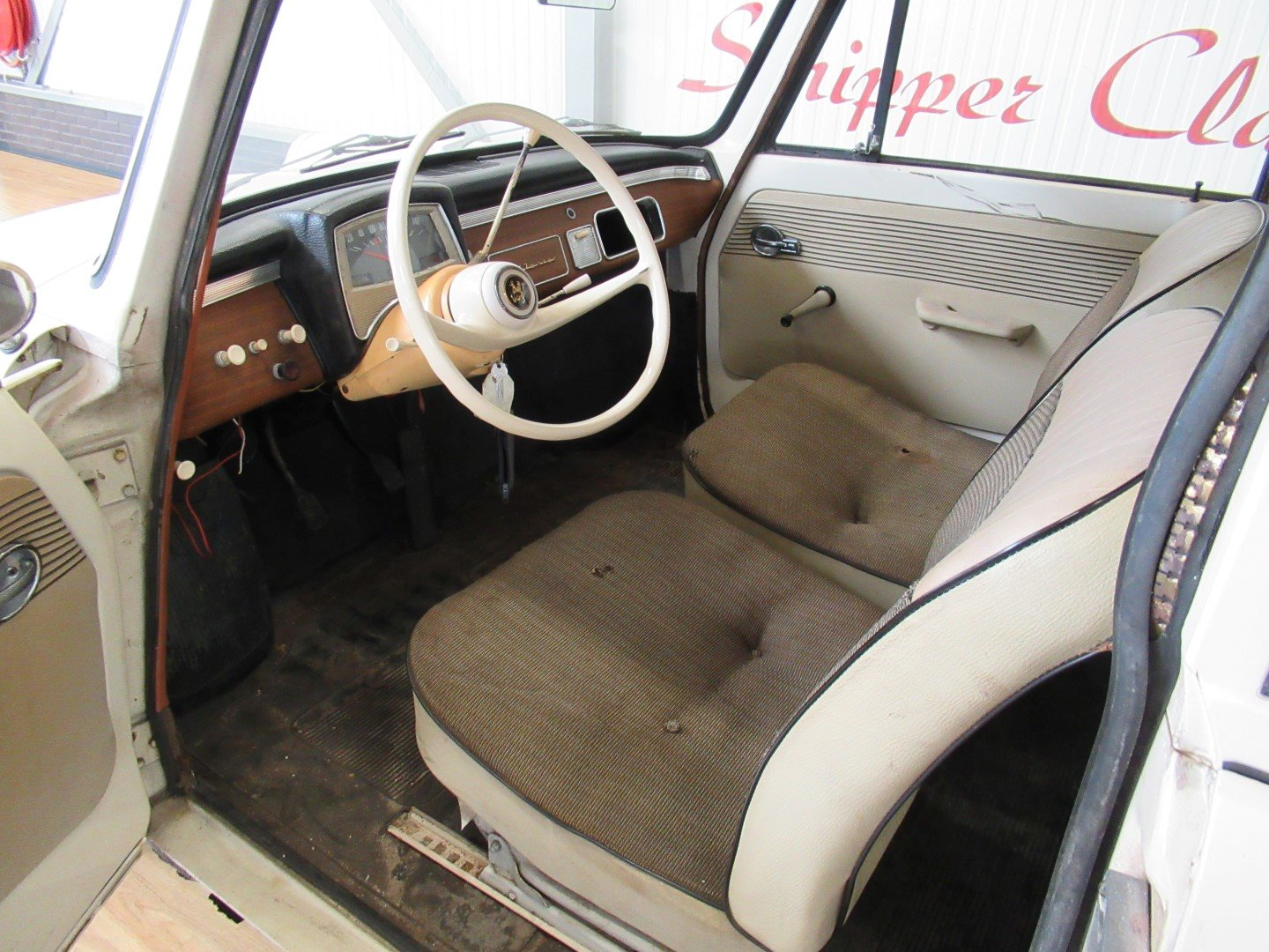 1962 DKW / Auto Union F11 Junior De Luxe First Owner '' Barnfind  For Sale (picture 4 of 6)