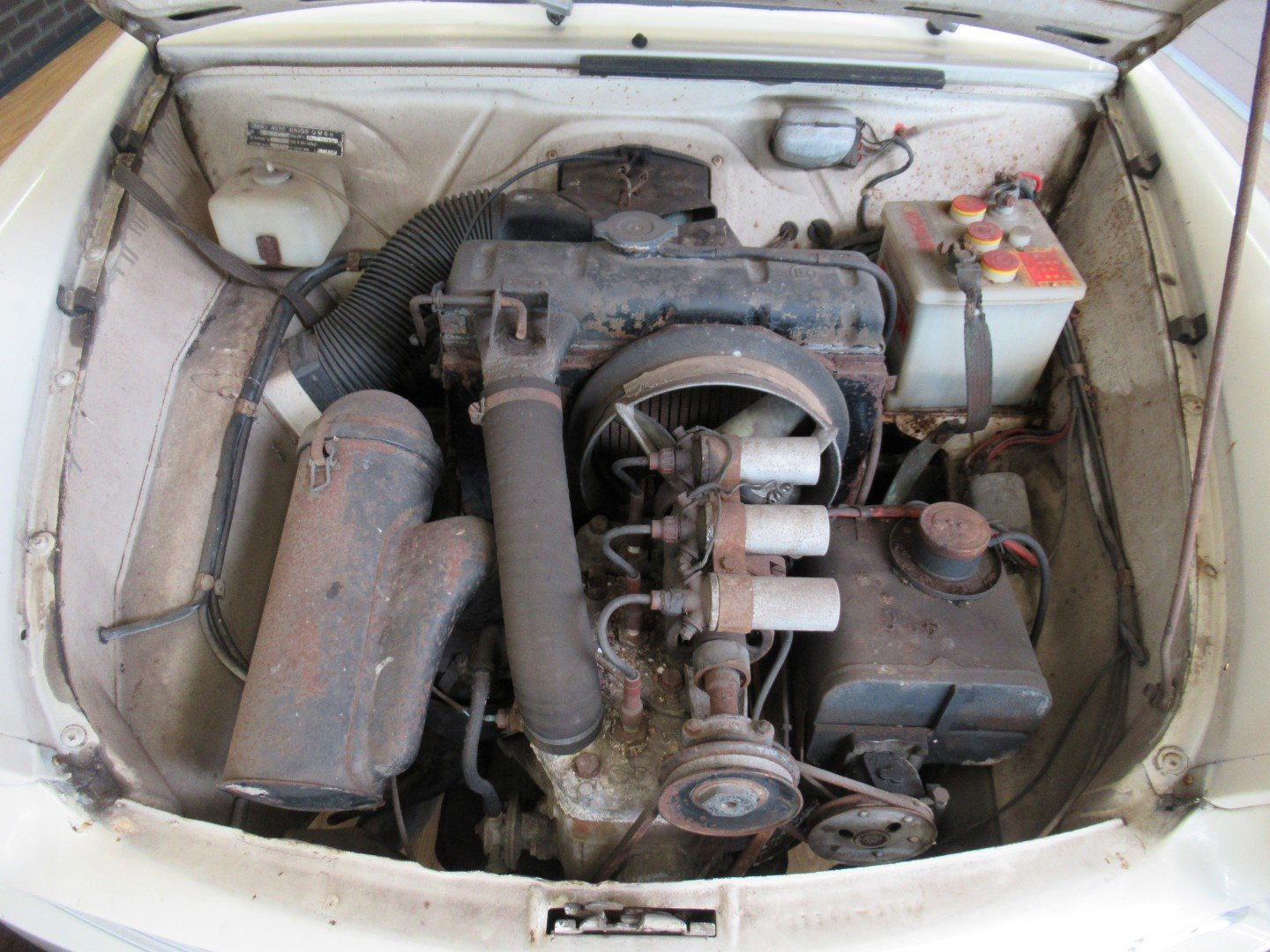 1962 DKW / Auto Union F11 Junior De Luxe First Owner '' Barnfind  For Sale (picture 5 of 6)