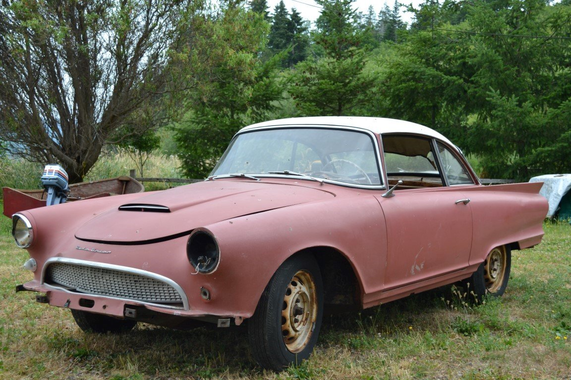 1958 DKW/Auto Union 1000 SP Solid Project For Sale (picture 1 of 6)