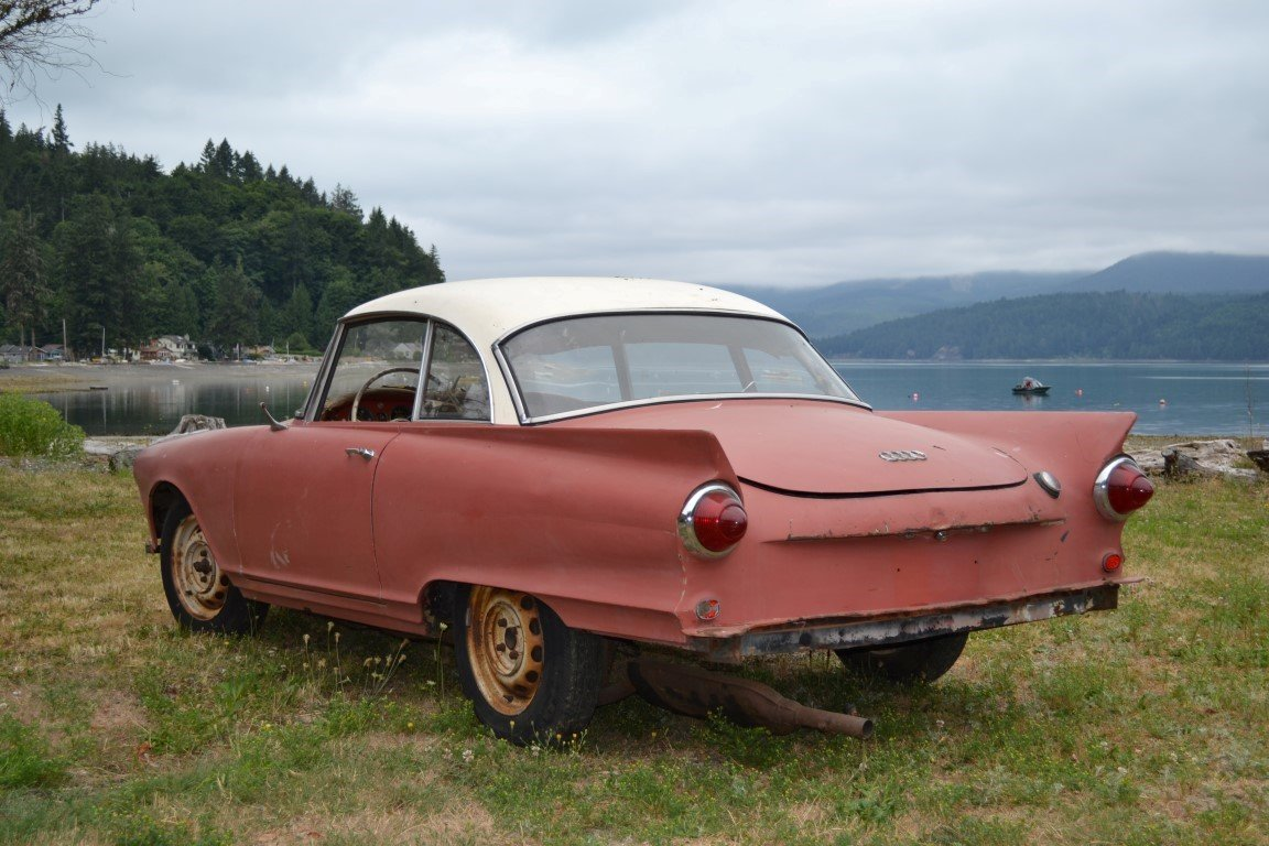 1958 DKW/Auto Union 1000 SP Solid Project For Sale (picture 2 of 6)