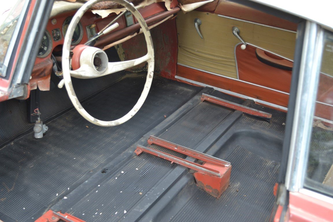 1958 DKW/Auto Union 1000 SP Solid Project For Sale (picture 4 of 6)