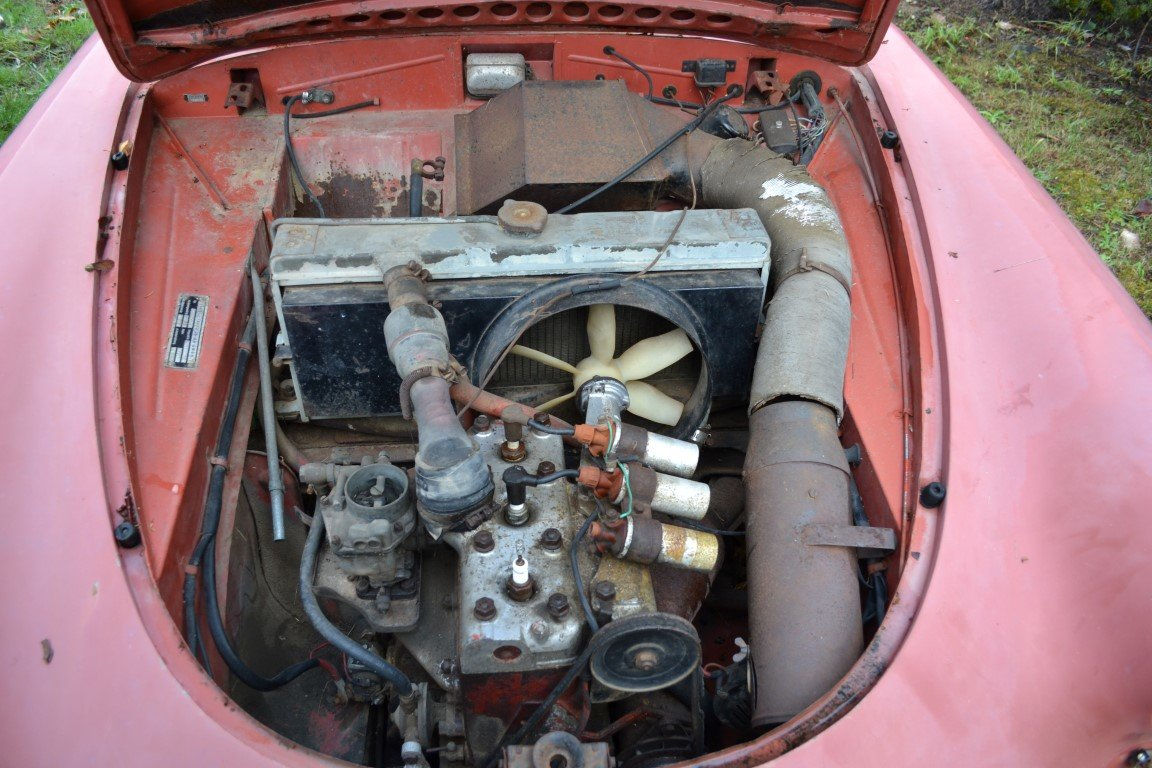 1958 DKW/Auto Union 1000 SP Solid Project For Sale (picture 6 of 6)