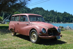 1958 DKW/ Auto Union Universal 1000S Project/Parts Car.  For Sale