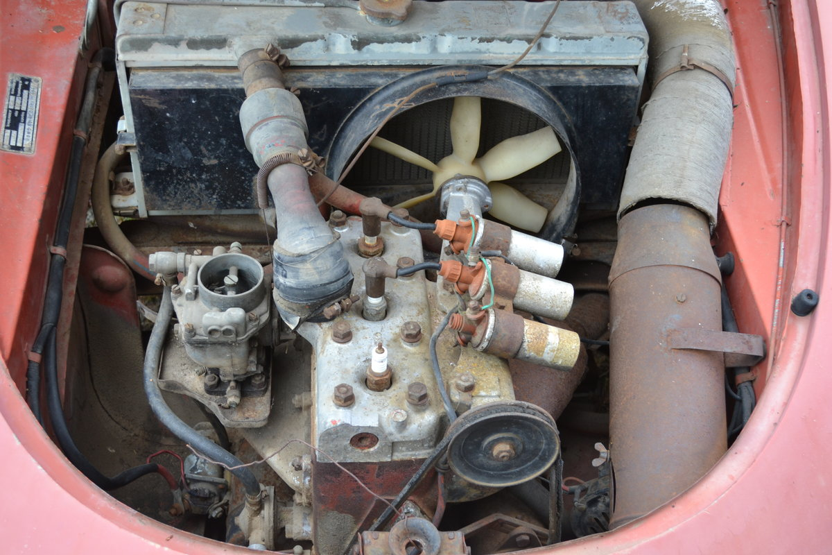 1958 DKW/ Auto Union Universal 1000S Project/Parts Car.  For Sale (picture 6 of 6)