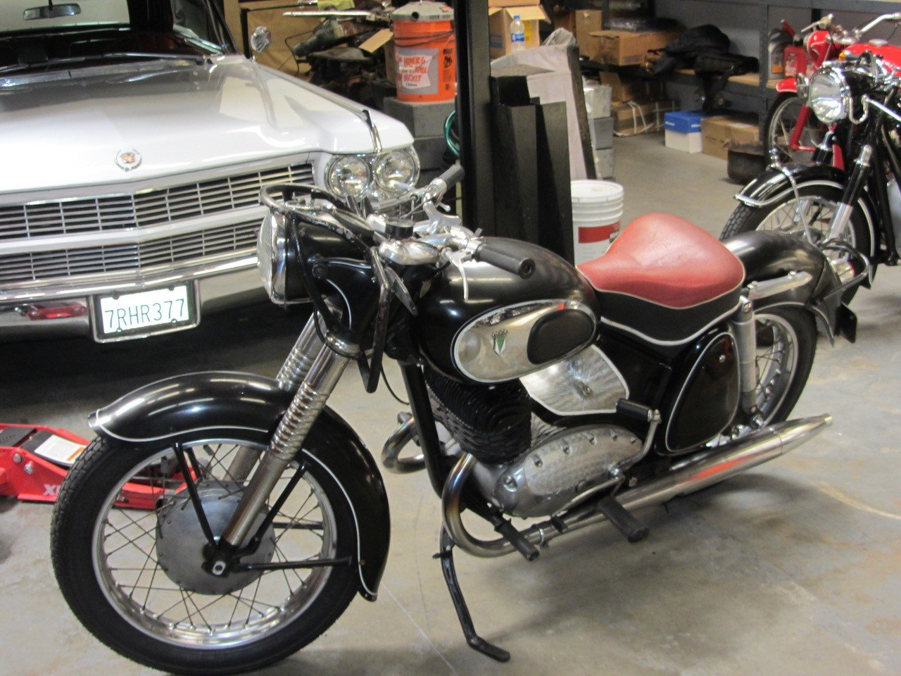 DKW RT 350 S 1956 For Sale (picture 1 of 6)