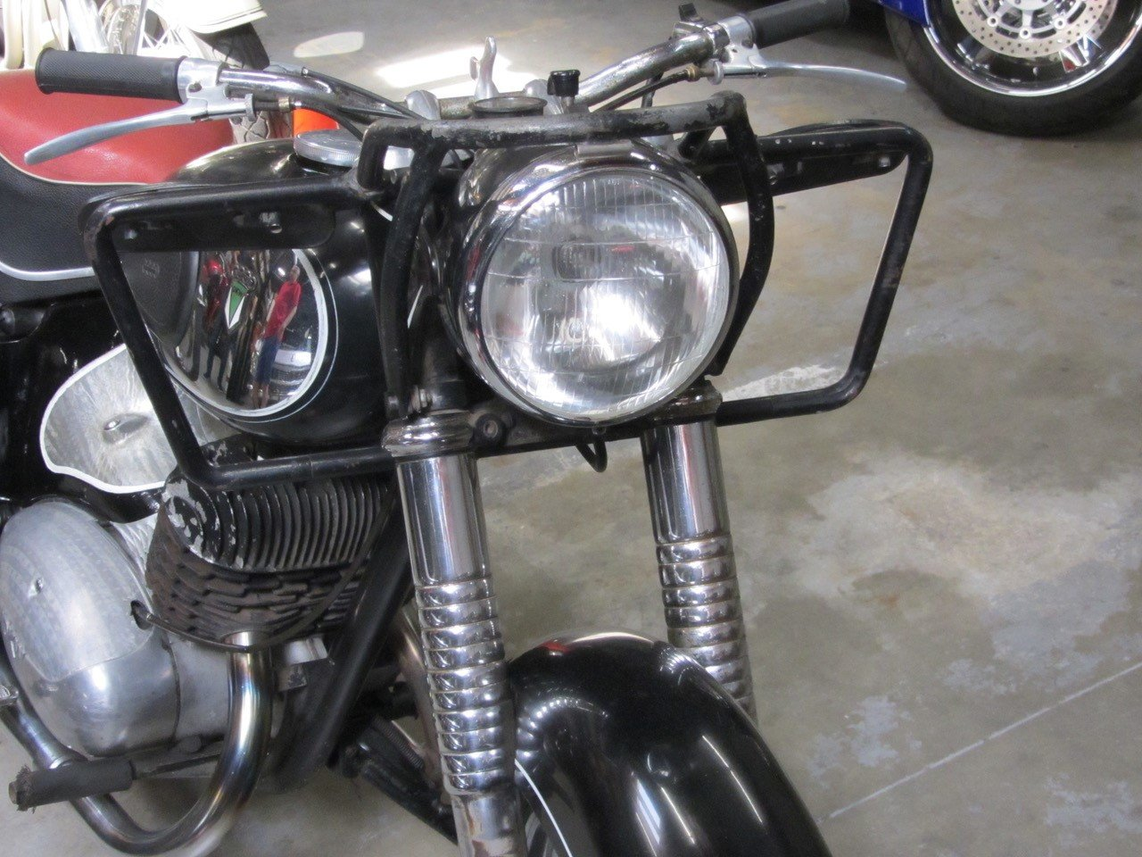 DKW RT 350 S 1956 For Sale (picture 3 of 6)