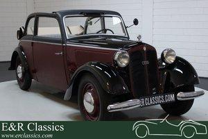 DKW F7 Meisterklasse Cabriolet Saloon 1938 Restored For Sale