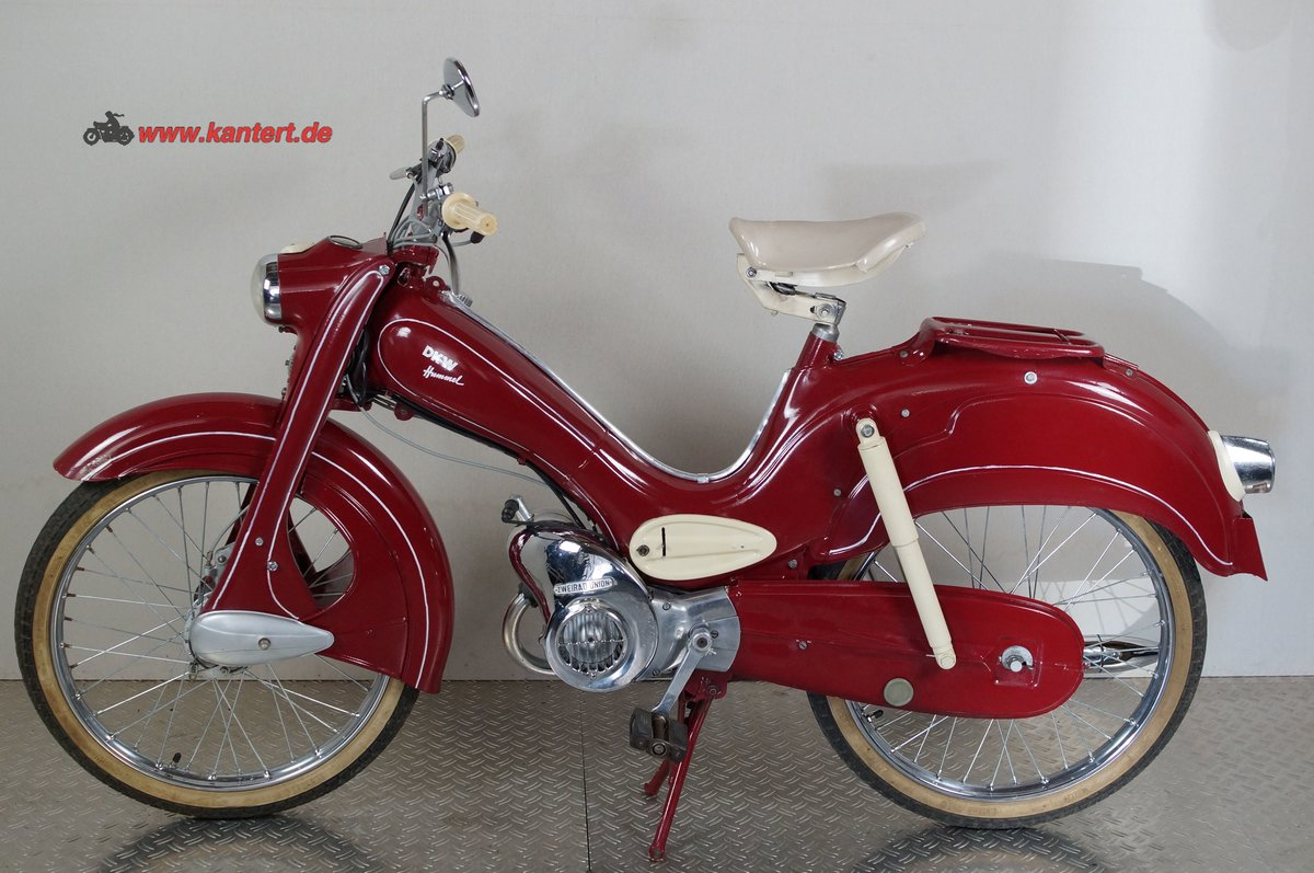 1967 DKW Hummel, 48 cc, 2 hp For Sale (picture 1 of 6)