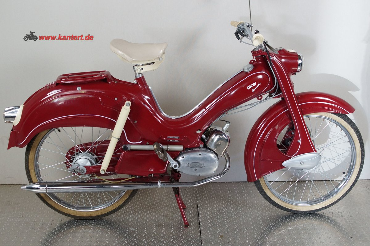 1967 DKW Hummel, 48 cc, 2 hp For Sale (picture 2 of 6)
