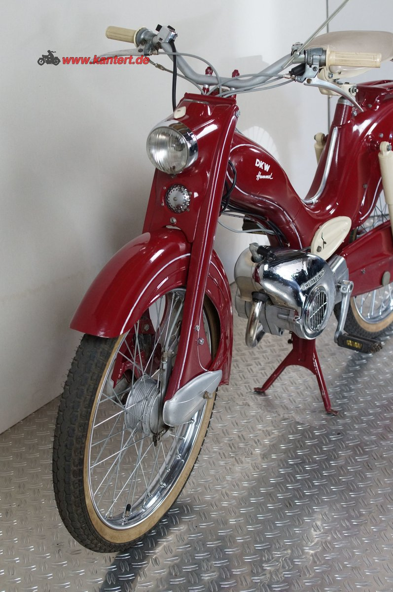 1967 DKW Hummel, 48 cc, 2 hp For Sale (picture 3 of 6)