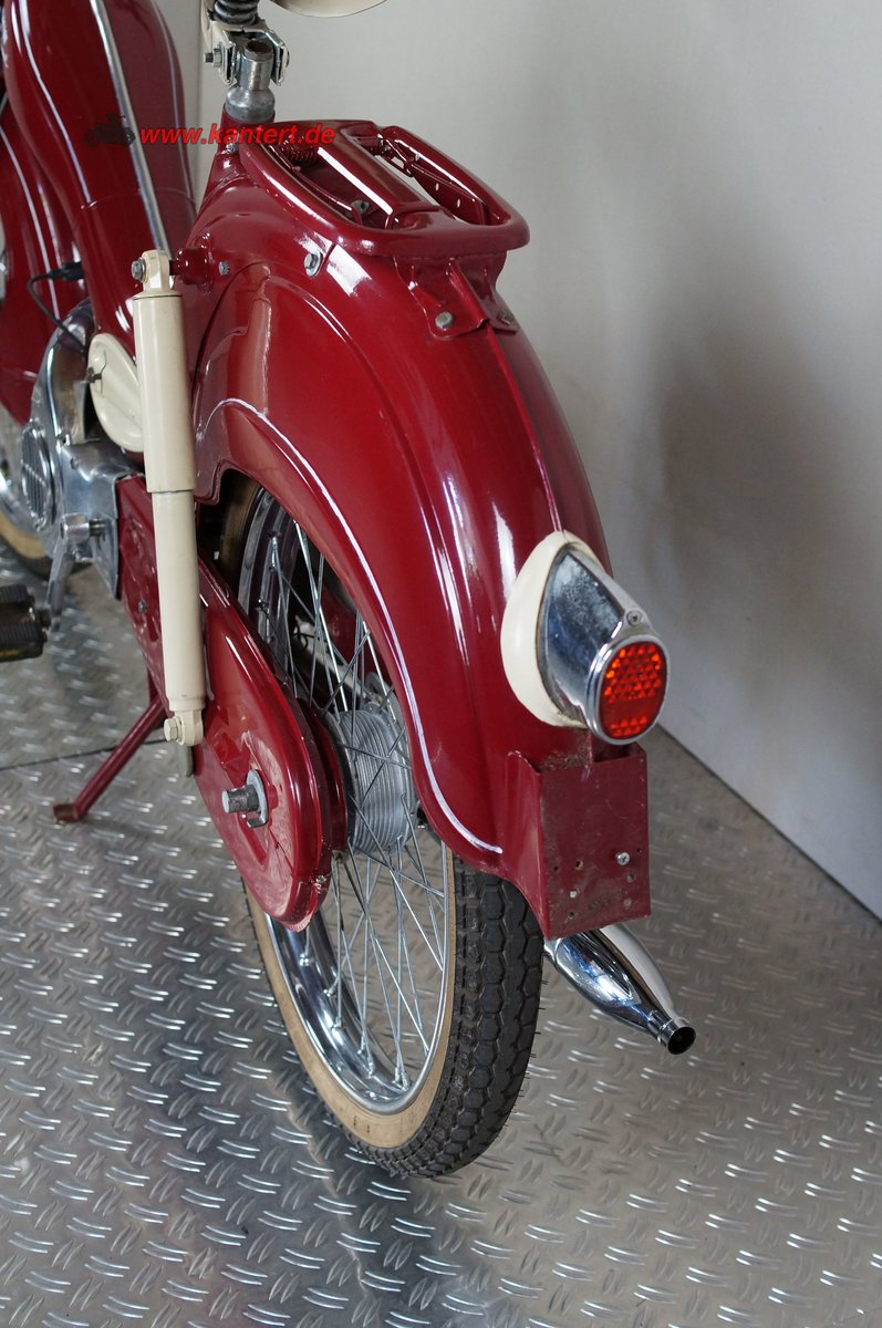 1967 DKW Hummel, 48 cc, 2 hp For Sale (picture 4 of 6)