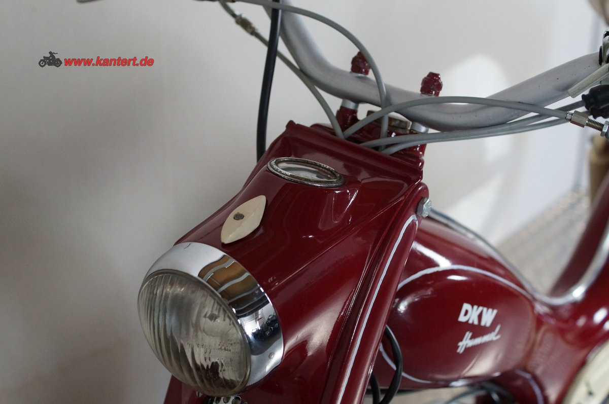 1967 DKW Hummel, 48 cc, 2 hp For Sale (picture 6 of 6)