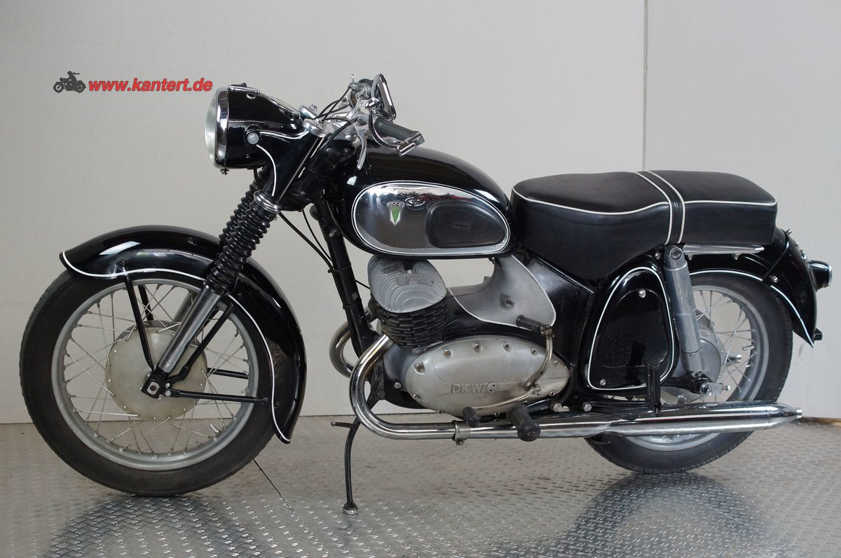 "1956 DKW RT 350 S ""the Queen of Ingolstadt"" 348 cc, 18 hp For Sale (picture 1 of 6)"