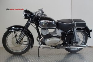 "DKW RT 350 S ""the Queen of Ingolstadt"" 348 cc, 18 hp"