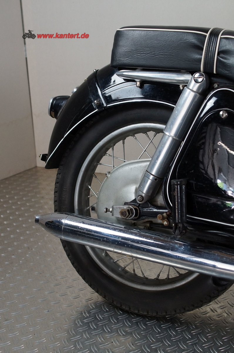 "1956 DKW RT 350 S ""the Queen of Ingolstadt"" 348 cc, 18 hp For Sale (picture 4 of 6)"