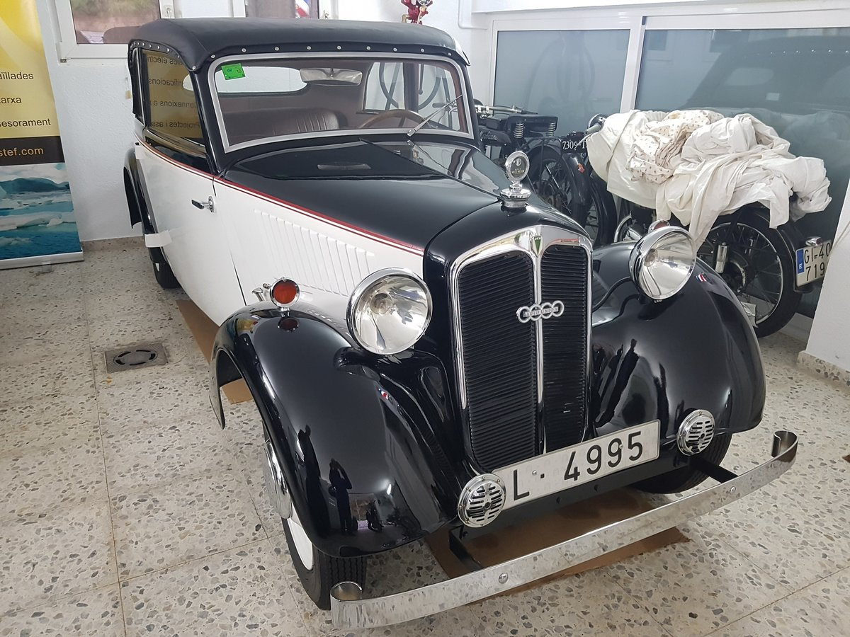 1935 Dkw 700 f-5 resen restauration professional For Sale (picture 2 of 6)