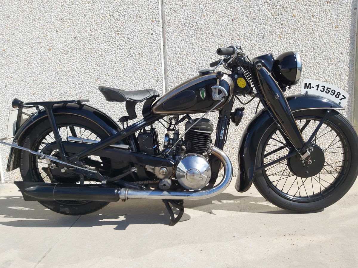 1936 DKW 500 SB DE  For Sale (picture 1 of 4)