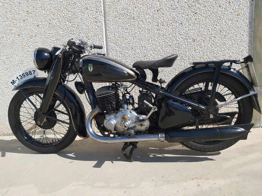 1936 DKW 500 SB DE  For Sale (picture 2 of 4)