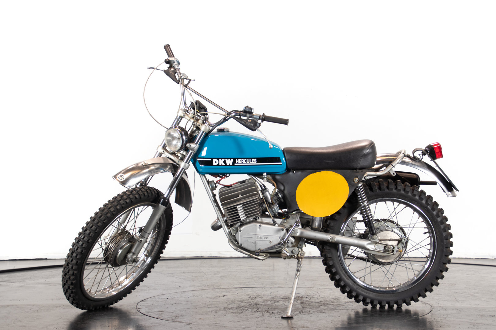 DKW - HERCULES 125 GS - 1973 For Sale (picture 1 of 6)