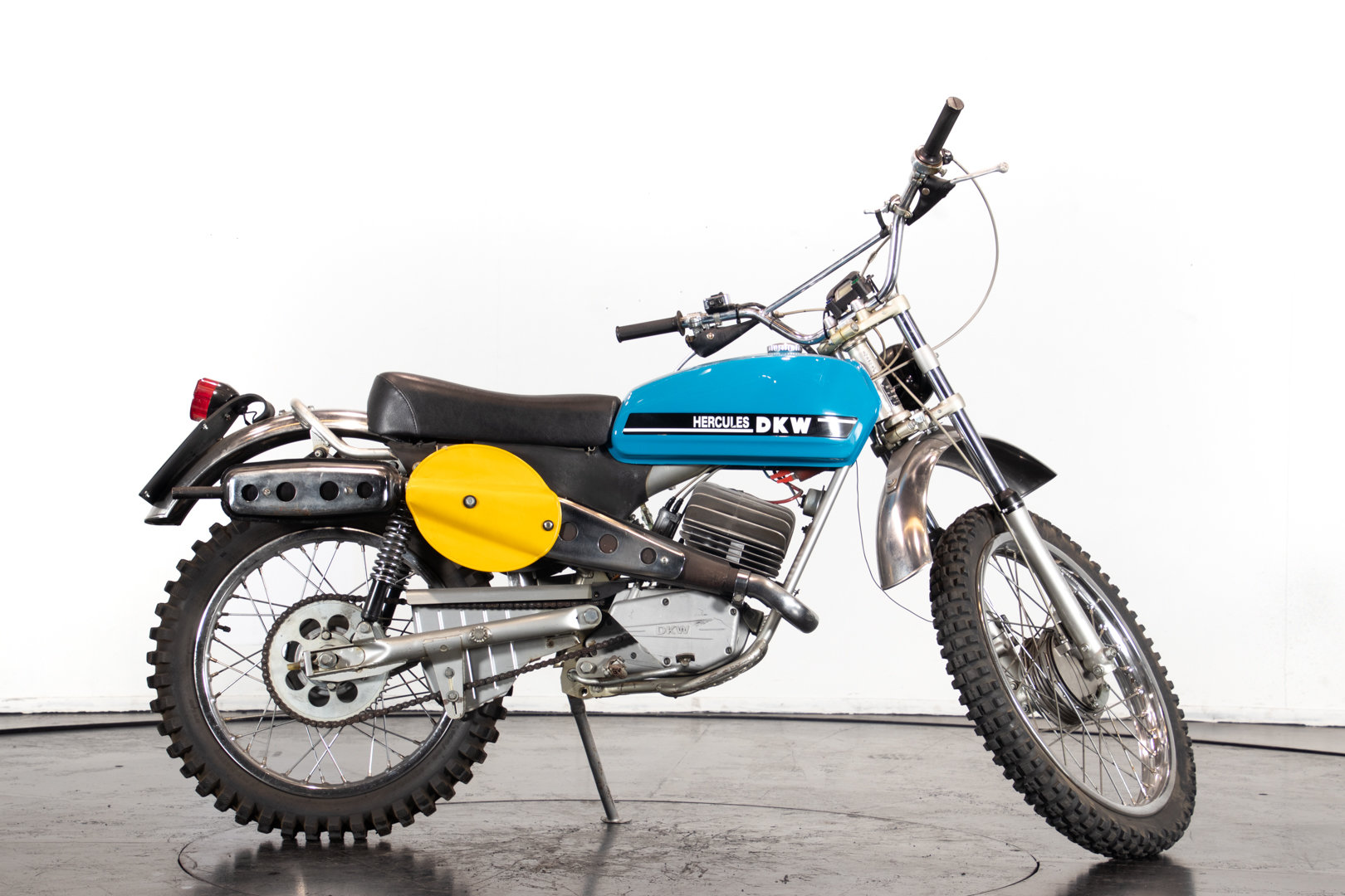 DKW - HERCULES 125 GS - 1973 For Sale (picture 2 of 6)
