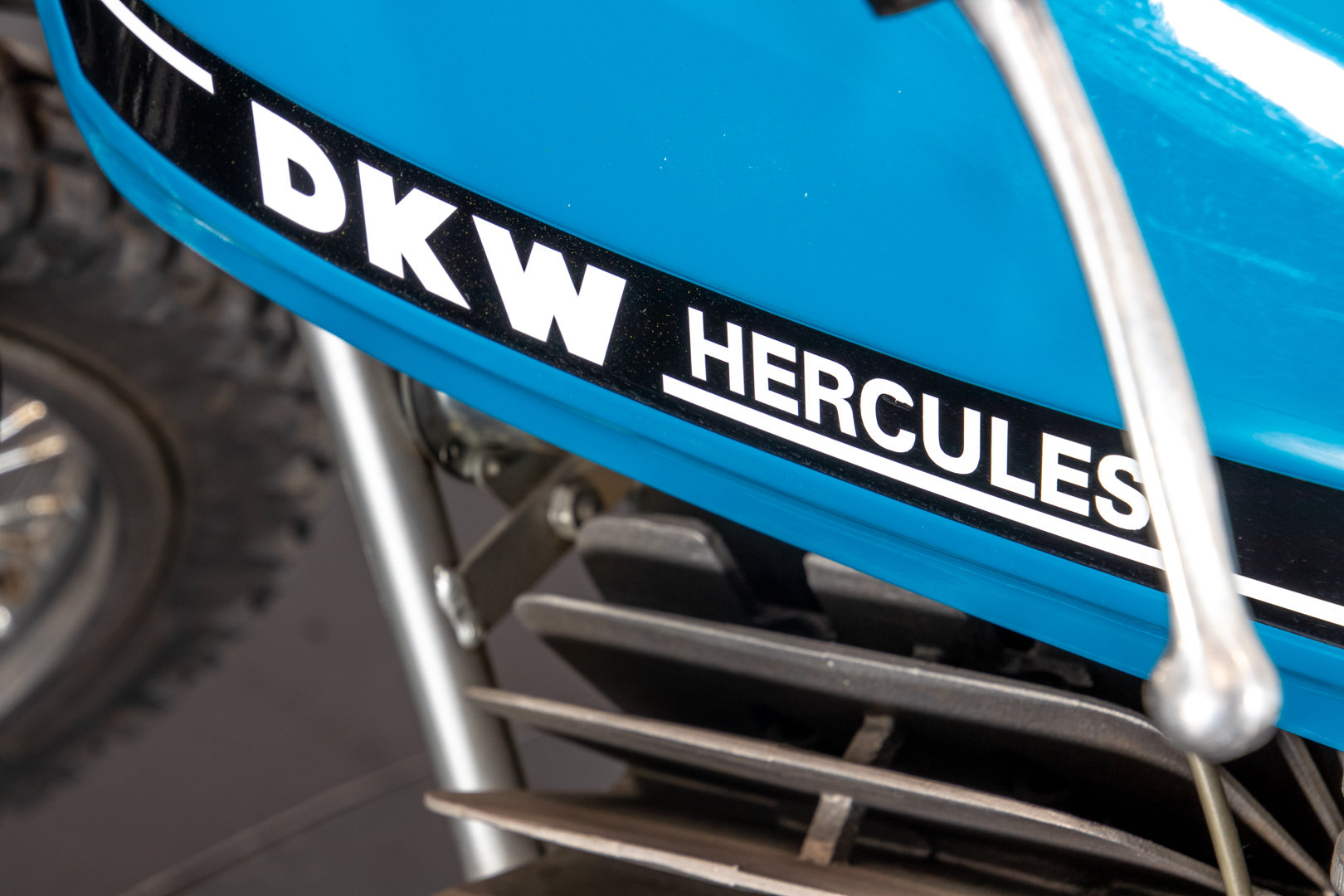 DKW - HERCULES 125 GS - 1973 For Sale (picture 6 of 6)